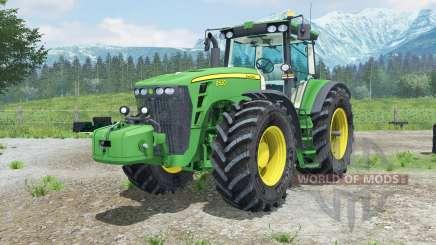 John Deere 85ろ0 for Farming Simulator 2013