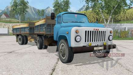 GAS-SAZ-3507 trailer for Farming Simulator 2015