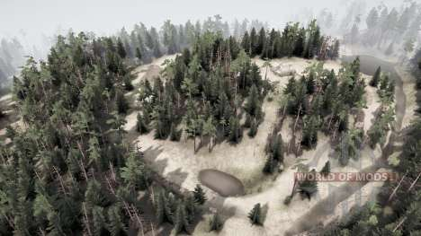 Stone for Spintires MudRunner