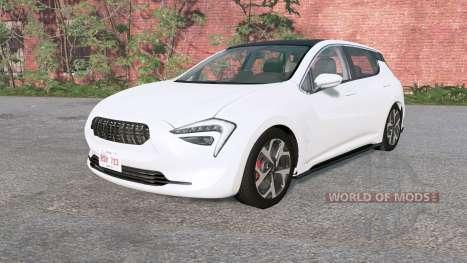 Cherrier FCV Alantica S for BeamNG Drive