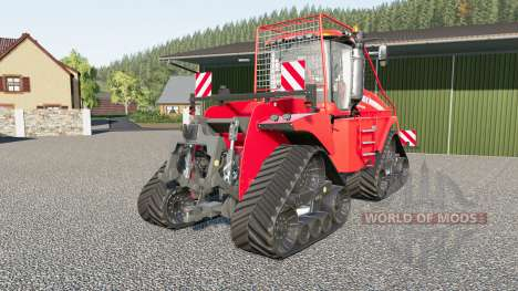 Case IH Steiger Quadtrac for Farming Simulator 2017