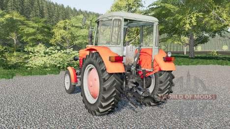 Ursus C-4011 for Farming Simulator 2017