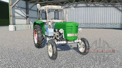 Ursus C-4011 for Farming Simulator 2017