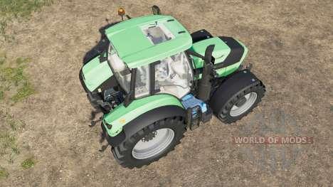 Deutz-Fahr Serie 7 TTV Agrotron for Farming Simulator 2017
