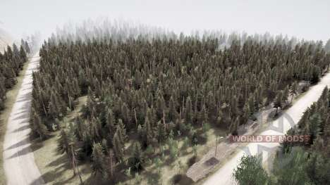Hometown mulberry for Spintires MudRunner