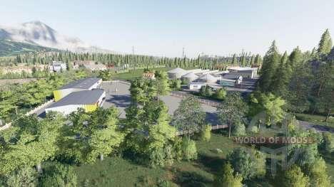 Flusstal XXL for Farming Simulator 2017
