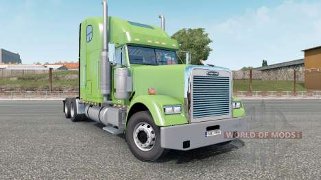 Freightliner Classic XL for Euro Truck Simulator 2