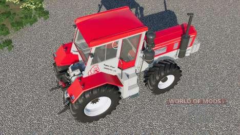 Schluter Super-Trac 3000 TVL-LS for Farming Simulator 2017