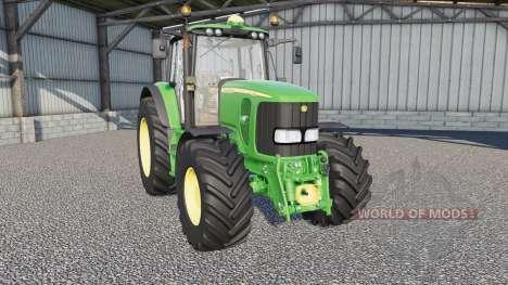 John Deere 6020 for Farming Simulator 2017