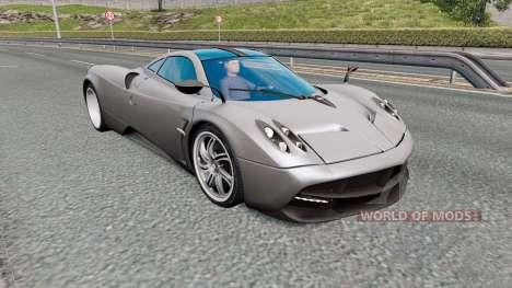 Sport Cars Traffic Pack for Euro Truck Simulator 2