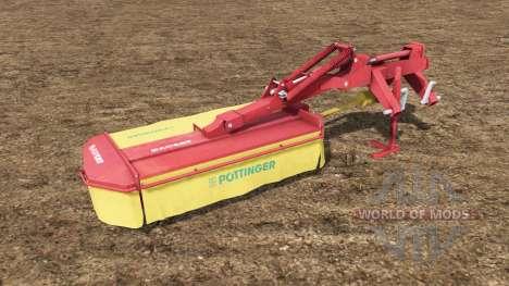 Pottinger Eurocat 275 for Farming Simulator 2017