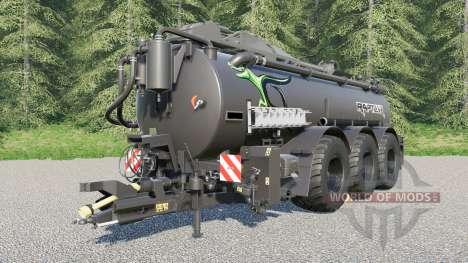 Samson PGII 31 Raptor Carbon for Farming Simulator 2017