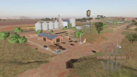 Aussie Outback for Farming Simulator 2017