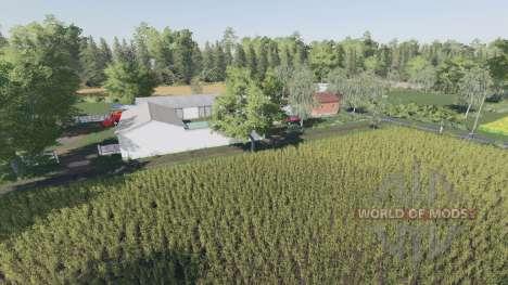 Wiesniakowo for Farming Simulator 2017