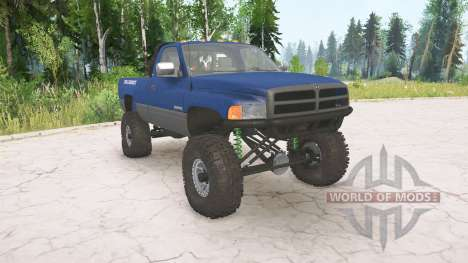 Dodge Ram 2500 Regular Cab 1994 for Spintires MudRunner
