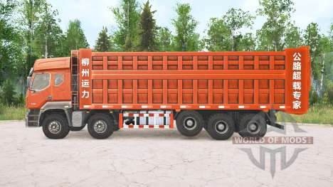Dongfeng Balong for Spintires MudRunner