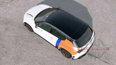 Cherrier FCV Yandex.Drive v1.1 for BeamNG Drive
