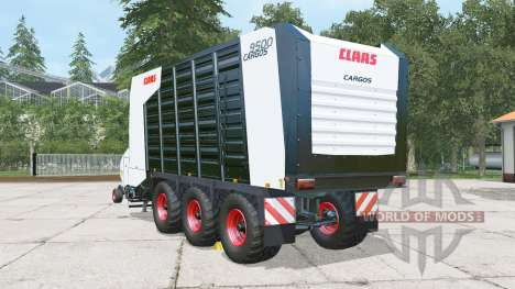 Claas Cargos 9500 for Farming Simulator 2015