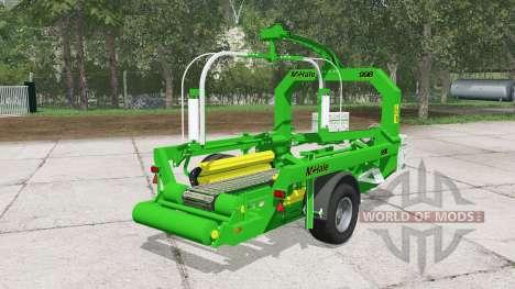 McHale 998 for Farming Simulator 2015