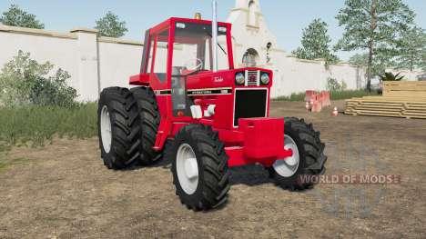 International 1086 Turbo for Farming Simulator 2017