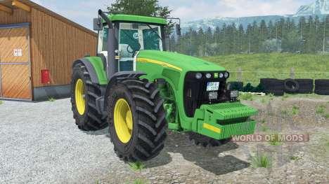 John Deere 8520 for Farming Simulator 2013