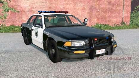 Gavril Grand Marshall Saudi Arabia Police v2.0 for BeamNG Drive