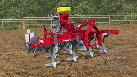 Jean de Bru Toptiller 350P for Farming Simulator 2017