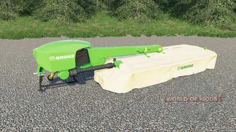 Krone EasyCut R 400 for Farming Simulator 2017