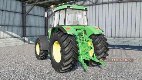 John Deere 7010 for Farming Simulator 2017