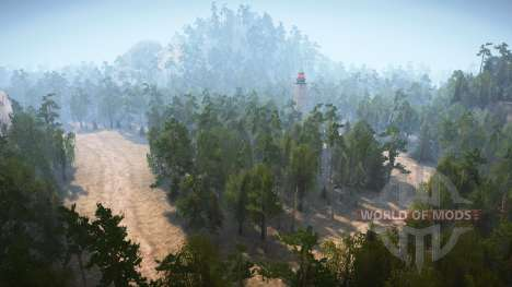 Slow down on the bridge for Spintires MudRunner