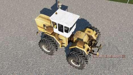 Raba-Steiger 360 for Farming Simulator 2017