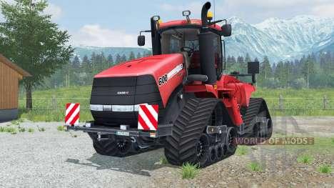 Case IH Steiger 600 Quadtrac for Farming Simulator 2013