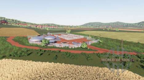 Estancia Lapacho v1.0.1 for Farming Simulator 2017