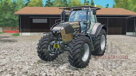 Deutz-Fahr 7250 TTV Agrotron for Farming Simulator 2015