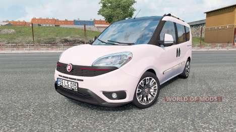 Fiat Doblo (152) 2015 for Euro Truck Simulator 2