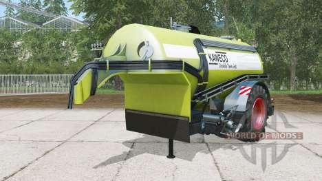 Kaweco Double Twin Shift for Farming Simulator 2015