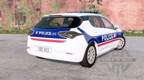 Cherrier FCV National Police v0.2 for BeamNG Drive