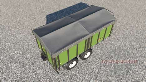 Kroger Agroliner TKD 302 for Farming Simulator 2017