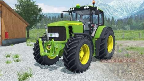 John Deere 7530 for Farming Simulator 2013