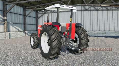 Massey Ferguson 200 Turbo for Farming Simulator 2017