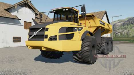 Volvo A40G FS 2014 for Farming Simulator 2017