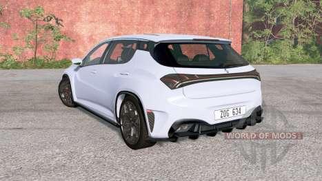 Cherrier FCV Long Wheel Base v1.0a for BeamNG Drive