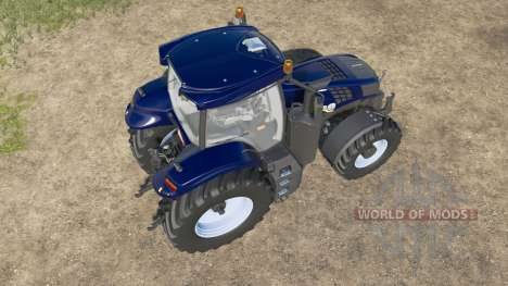New Holland T8-series for Farming Simulator 2017