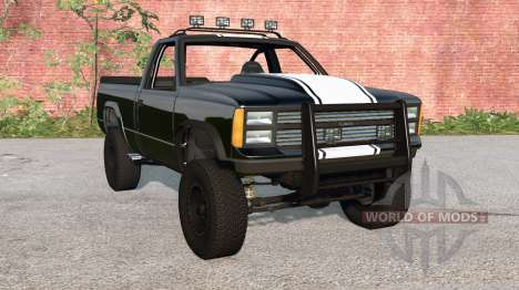 Gavril D-Series Any Level Lift v4.20 for BeamNG Drive