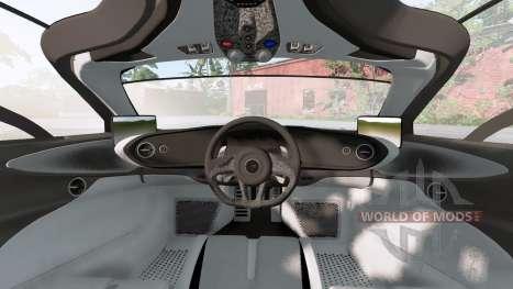 McLaren Speedtail (MVY02) 2018 for BeamNG Drive