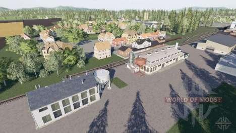 ZD Bela v1.1 for Farming Simulator 2017