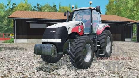 Case IH Magnum 340 for Farming Simulator 2015