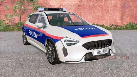 Cherrier FCV Austrian Police for BeamNG Drive