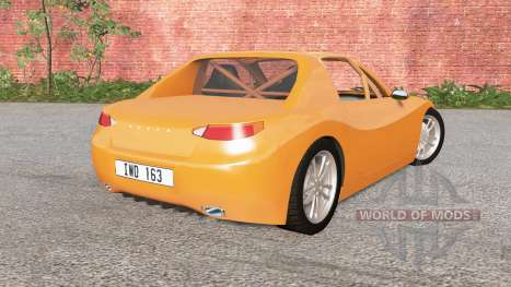 Raven R20 new front fascia v1.02 for BeamNG Drive