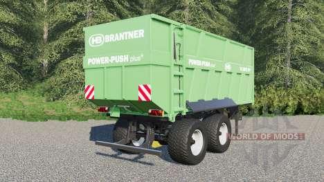 Brantner TA 23071 Power-Push plus for Farming Simulator 2017